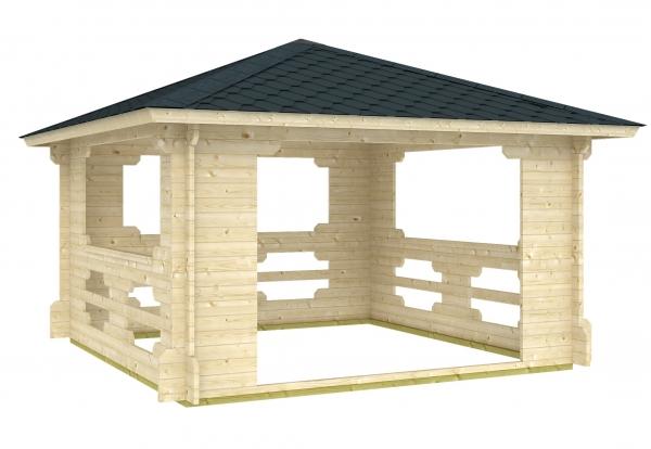 Outdoorküche Bausatz Usa : Pavillon bistro m ideal für outdoorküche